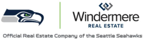 Windermere and Seahawks partnership logo
